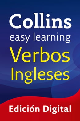 Book Easy Learning Verbos ingleses (Collins Easy Learning English) by Collins Dictionaries
