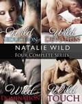 1230000279260 - Natalie Wild: Natalie Wild's Four Series Collection: Wild Seduction, Wild Devotion, Wild Domination, Wild Touch - Buch
