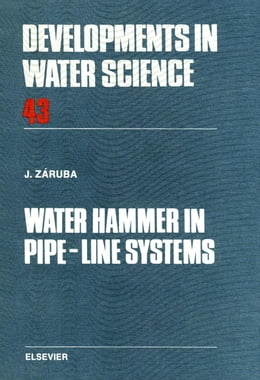 Book Water Hammer in Pipe-Line Systems by Záruba, J.