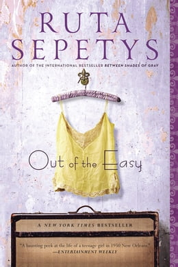Book Out of The Easy by Ruta Sepetys