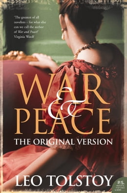Book War and Peace: Original Version by Leo Tolstoy