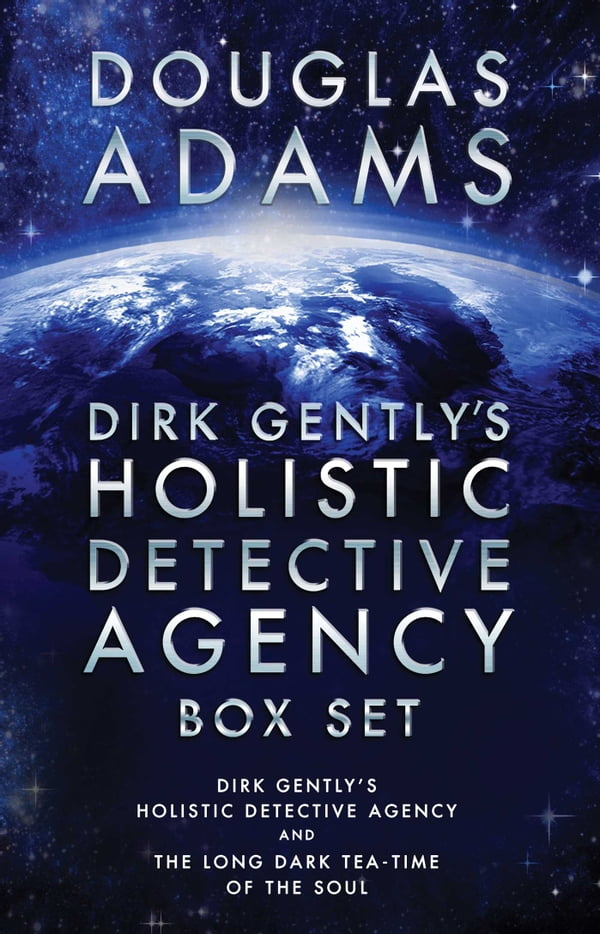 Dirk Gently's Holistic Detective Agency Box Set cover image