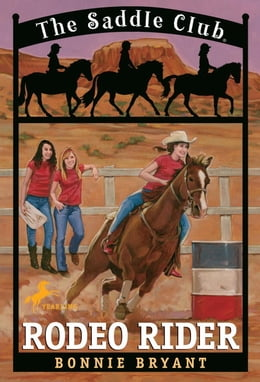 Book Rodeo Rider by Bonnie Bryant