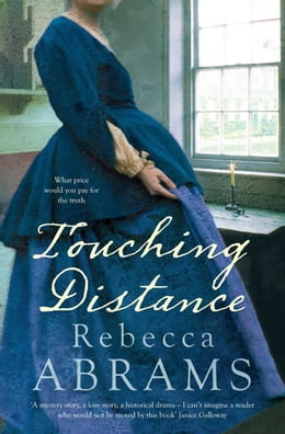 Book Touching Distance by Rebecca Abrams