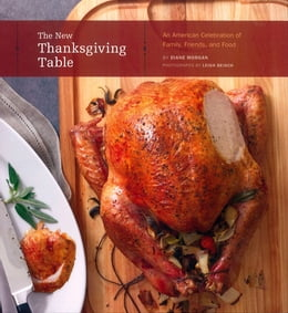 Book New Thanksgiving Table by Diane Morgan