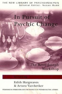 Book In Pursuit of Psychic Change by Hargreaves, Edith