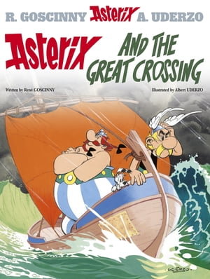 Asterix and the Great Crossing Album 22
