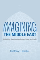 Imagining the Middle East by Matthew F. Jacobs