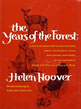 Book YEARS OF THE FOREST by Helen Hoover