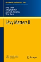 Lévy Matters II: Recent Progress in Theory and Applications: Fractional Lévy Fields, and Scale…