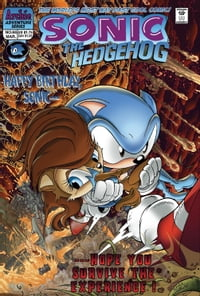 Sonic the Hedgehog #68