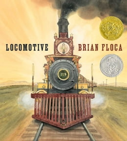 Book Locomotive: with audio recording by Brian Floca