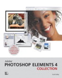 Book Adobe Photoshop Elements 4 Collection by Scott Kelby