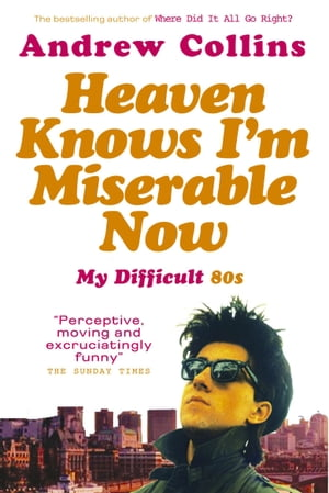 Heaven Knows I'm Miserable Now My Difficult 80s