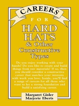 Book Careers for Hard Hats & Other Constructive Types by Gisler, Margaret