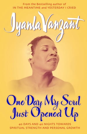 One Day My Soul Just Opened Up 40 Days And 40 Nights Towards Spiritual Strength And Personal Growth