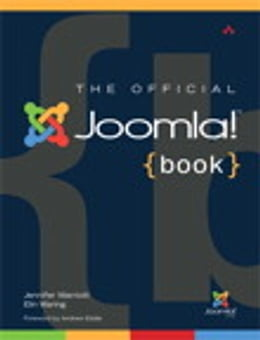 Book Official Joomla! Book by Jennifer Marriott