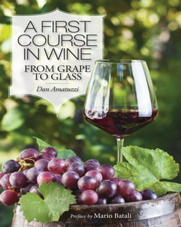 Book A First Course in Wine: From Grape to Glass by Dan Amatuzzi