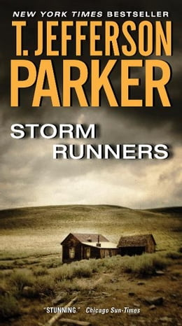 Book Storm Runners by T. Jefferson Parker