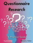 Questionnaire Research: A Practical Guide by Mildred L Patten