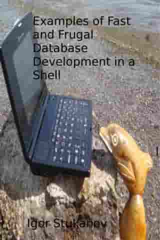 Examples of Fast and Frugal Database Development in a Shell by Igor Stukanov