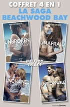 Coffret Beachwood Bay - Unbroken - Unafraid - Unchained - Unlimited by Melody Grace