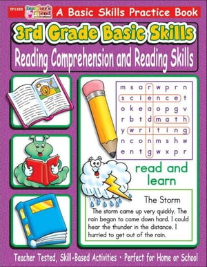 3rd Grade Basic Skills: Reading Comprehension and Reading Skills