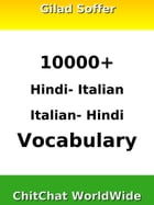 10000+ Hindi - Italian Italian - Hindi Vocabulary by Gilad Soffer