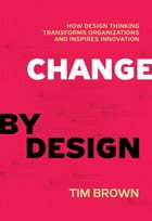 Change by Design Cover Image