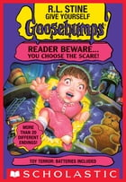 Give Yourself Goosebumps: Toy Terror by R. L. Stine