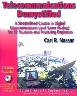Book Telecommunications Demystified by Carl R. Nassar