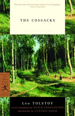 Book The Cossacks by Leo Tolstoy
