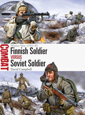 Finnish Soldier vs Soviet Soldier Winter War 1939?40