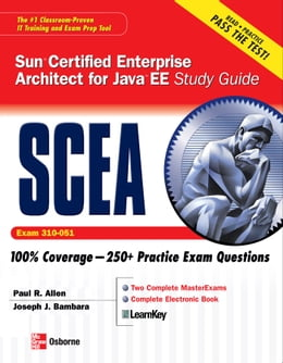 Book Sun Certified Enterprise Architect for Java EE Study Guide (Exam 310-051) by Paul Allen
