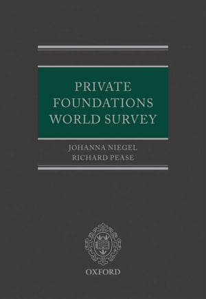 Private Foundations World Survey