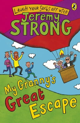 Book My Granny's Great Escape by Jeremy Strong