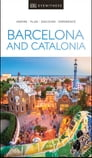 DK Eyewitness Barcelona and Catalonia Cover Image