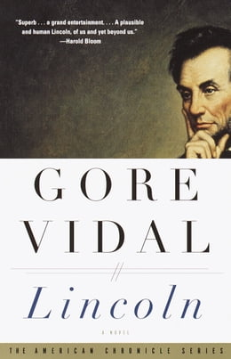 Book Lincoln: A Novel by Gore Vidal