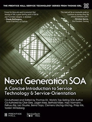 Next Generation SOA A Concise Introduction to Service Technology & Service-Orientation