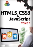 HTML5, CSS3, JavaScript Tome 3 by Michel MARTIN