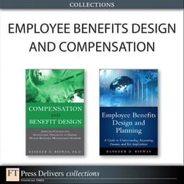 Book Employee Benefits Design and Compensation (Collection) by Bashker D. Biswas