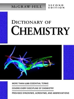 Book Dictionary of Chemistry by McGraw-Hill Education