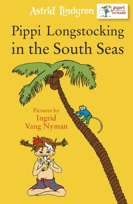 Book Pippi in the South Seas by Astrid Lindgren