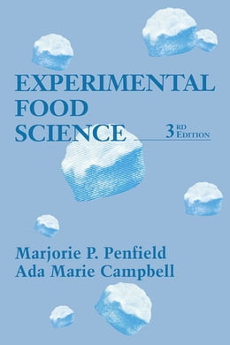 Book Experimental Food Science by Steve Taylor