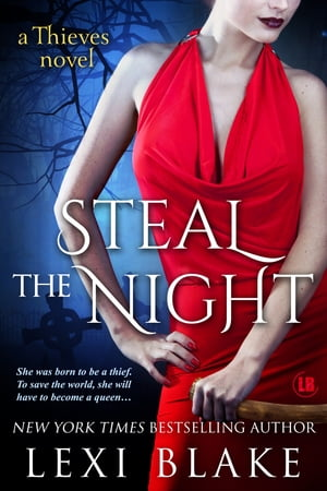 Steal the Night, Thieves, Book 5