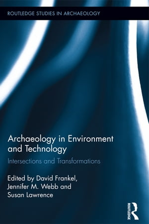 Archaeology in Environment and Technology Intersections and Transformations