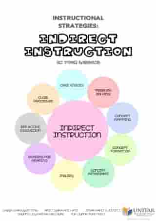 INSTRUCTIONAL STRATEGIES: INDIRECT INSTRUCTIONS IN YOUR LESSONS by Yuen Teng Chang