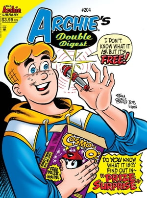 Archie Double Digest #204 by Archie Superstars