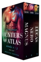 Luna Lodge: Hunters of Atlas Box Set One (Magnus, Nero, Lucas): #1-3 by Madison Stevens