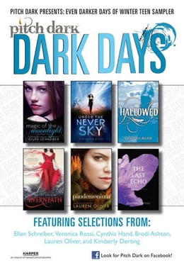 Book PitchDark: Even Darker Days of Winter Teen Sampler by Various